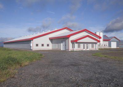 Dairy Facility